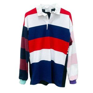 Rowing Blazers End-of-Day rugby stripe shirt polo